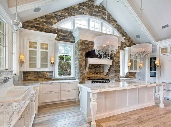 new kitchen remodel
