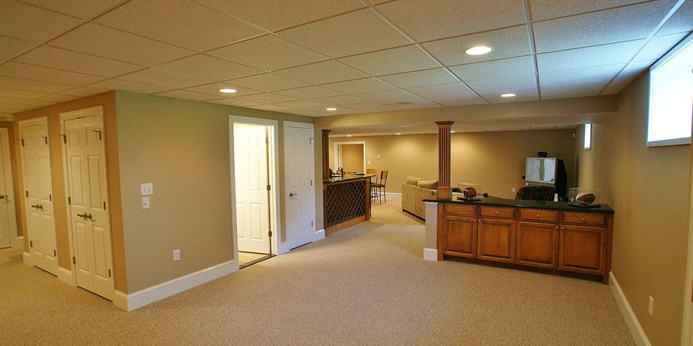 basement remodeling Flower Mound