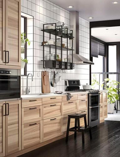 kitchen custom cabinets Arlington contractor